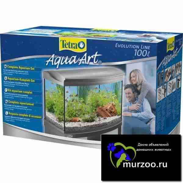 Аквариум Tetra AquaArt Evolution Line 100 новый