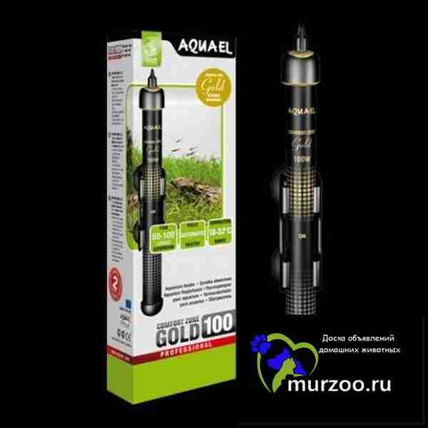 Нагреватель Aquael Comfort Zone Gold 100 w