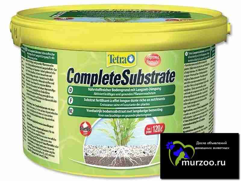 Удобрение Tetra Complete Substrate 5 кг